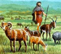 Первые земледельцы и скотоводы доклад 8485